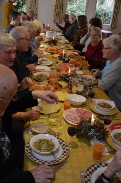 2018 12 19 Kerstlunch 035